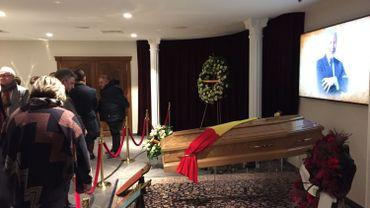La dépouille de Robert Urbain repose au funérarium Vandermest à Hornu où la population pourra lui rendre un dernier hommage ce vendredi