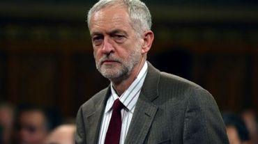 Le chef du parti d'opposition travailliste Jeremy Corbyn à Londres, le 20 octobre 2015