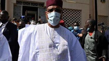 Présidentielle au Niger: Mohamed Bazoum l'emporte avec 55,75% des voix