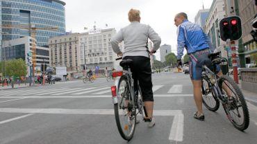 Au début de l'année, le groupe Ecolo/Groen proposait d'organiser une autre journée sans voiture, mais en semaine.