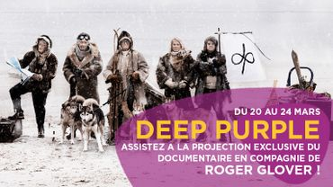 Deep Purple: le documentaire en présence de Roger Glover