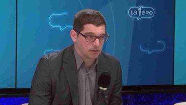 Paul-Olivier Dehaye, mathématicien et spécialiste de la protection des données