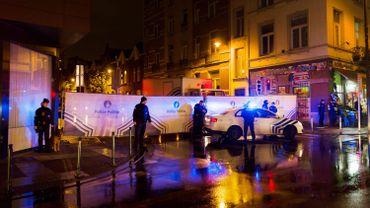Une nouvelle opération de la police en cours à Molenbeek