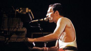 Freddie Mercury en 1984