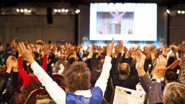 Le G1000 avait réuni 1000 citoyens à Bruxelles en 2011 pour réinventer la démocratie.