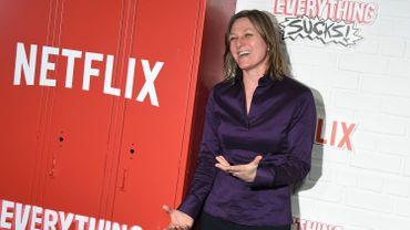 Cindy Holland est la vice-présidente responsable des acquisitions chez Netflix