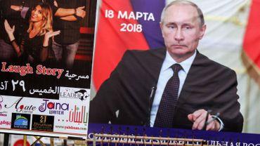 Les élections russes auront lieu le 18 mars.