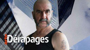 """Eric Cantona au casting de la série """"Dérapages"""" sur Arte"""