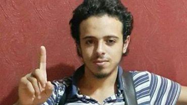 Bilal Hadfi, l'un des kamikazes de Paris.
