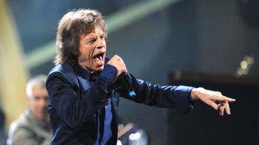 Mick Jagger au Rock and Roll Hall Of Fame en 2009
