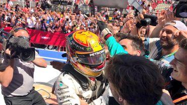 Débriefing GP d'Espagne : Hamilton-Vettel, duel d'une rare intensité
