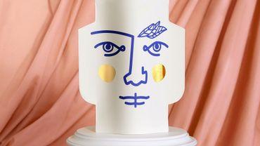 """""""Janus Paper Vase"""" (Octaevo)"""