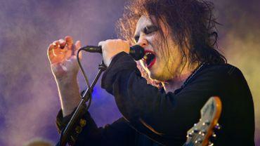 The Cure: images du live à Hyde Park
