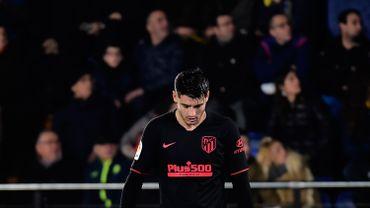L'Atlético n'y arrive toujours pas