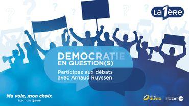 La Première vous invite à 4 débats en public dans nos universités -  Les GAFAM (Google, Apple, Facebook, Amazon, Microsoft) vont-ils remplacer les États?