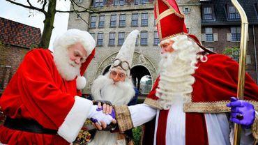 Saint Nicolas ou Père Noël? - C'est Pas Fini