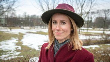 Kaja Kallas en 2019