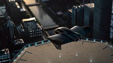 Porsche et Boeing s'associent pour lancer un concept aérien de mobilité urbaine.