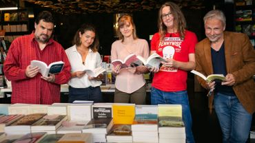 Livr(é)s à Domicile en Facebook Live: la rentrée littéraire comme si vous y étiez!