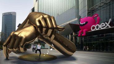 """Une statue à l'honneur de """"Gangnam Style"""" trônera bientôt à Séoul"""