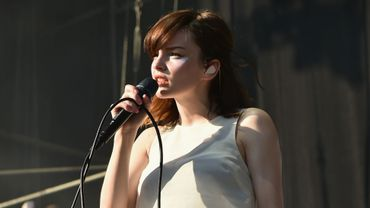 "Chvrches reprend ""Stay"" de Rihanna"
