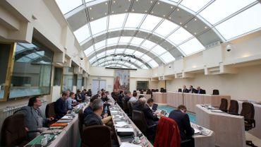 La commission spéciale de la Chambre poursuit ses travaux