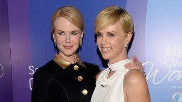 Nicole Kidman et Charlize Theron dans un film sur la chaîne Fox News