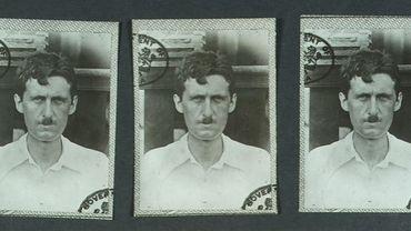 Eric Arthur Blair, qui deviendraGeorge Orwell