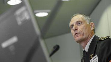 Eddy Testelmans avait été entendu par la commission attentats.