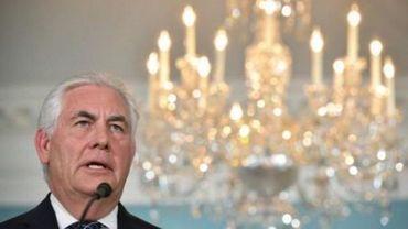 """Iran: l'administration Trump réévalue l'accord nucléaire """"défaillant"""""""