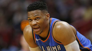 Russell Westbrook rejoint Houston