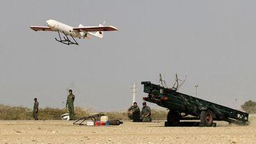 L'Iran lance de vastes manœuvres militaire: des drones notamment en test