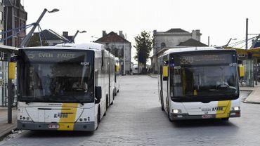 Les syndicats nient tout accord conclu chez De Lijn, poursuite de la grève vendredi