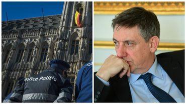 Barèmes: les commissaires devant la justice pour faire plier Jan Jambon?