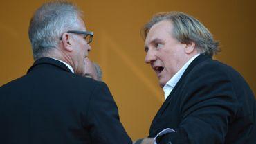 Gérard Depardieu sera de retour à Cannes cette année