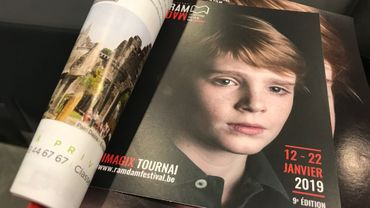 Coup d'envoi de la 9e édition du Ramdam festival à Tournai