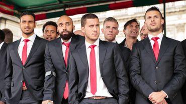 Le tailleur belge Carlo et Fils a été mis en liquidation judiciaire. Il habillait les Diables Rouges depuis 1998.