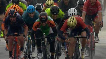 Bonifazio remporte l'étape inaugurale en Croatie, Duquennoy 10e