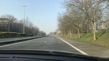 L'absence de véhicules sur les routes améliore forcément la qualité de l'air