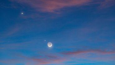 La grande conjonction de Jupiter et de Saturne en décembre
