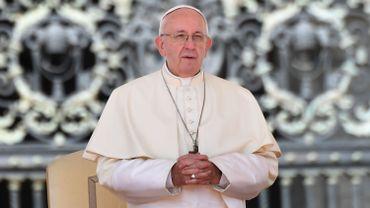 """Le pape François aux nouveaux évêques: """"Fuyez le cléricalisme"""""""