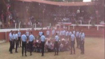 Une manifestation anti-corrida tourne mal dans les Landes, un homme dans le coma