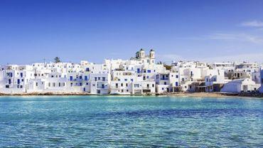 La Grèce est la destination européenne préférée des routards pour cet été (ici Paros, dans les Cyclades).