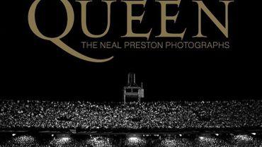 Plus de 300 photos de Queen dans un livre officiel