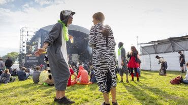 Tout ce que vous avez toujours voulu savoir sur le Dour Festival