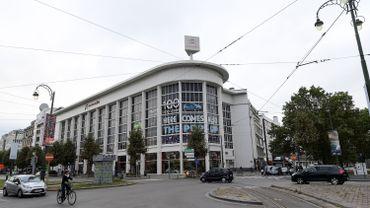 L'ancienne usine Citroën (photo prise le 29 septembre 2016) sera transformée en un musée d'art moderne et contemporain