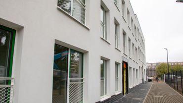 Un ensemble qui compte 99 nouveaux logements pour lesquels le soucis de mixité sociale était un des objectifs principaux.