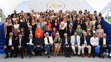Pour sa 70e édition, le Festival de Cannes s'est offert une photo historique en réunissant une centaine d'acteurs et de réalisateurs, dont plusieurs palmés.