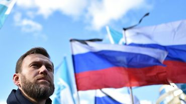 L'opposant russe Alexeï Navalny, le 27 février 2016 à Moscou