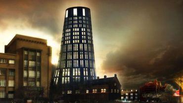 Le futur hôtel de police se trouvera à côté du site de Charleroi/Danses.
